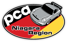 Niagara Region Porsche Club of America