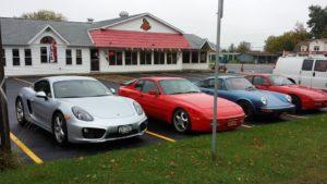 Cars & Coffee @ Johnny Bear's Restaurant | Darien Center | New York | United States