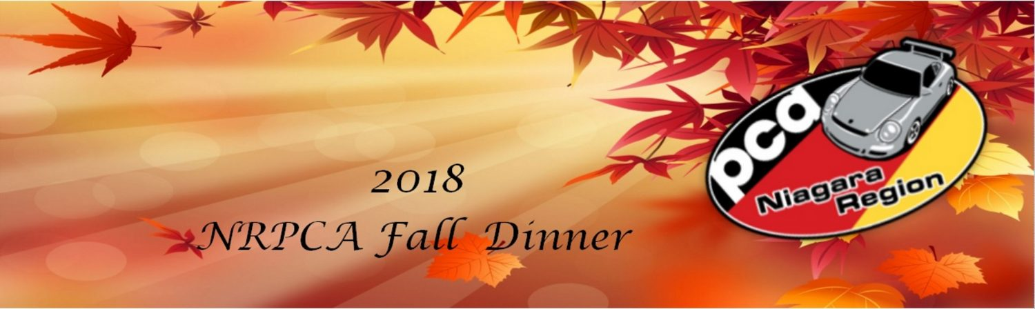 Annual Fall Dinner @ Terry Hills Country Club   Batavia   New York   United States