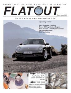 March Flatout 2006 cover