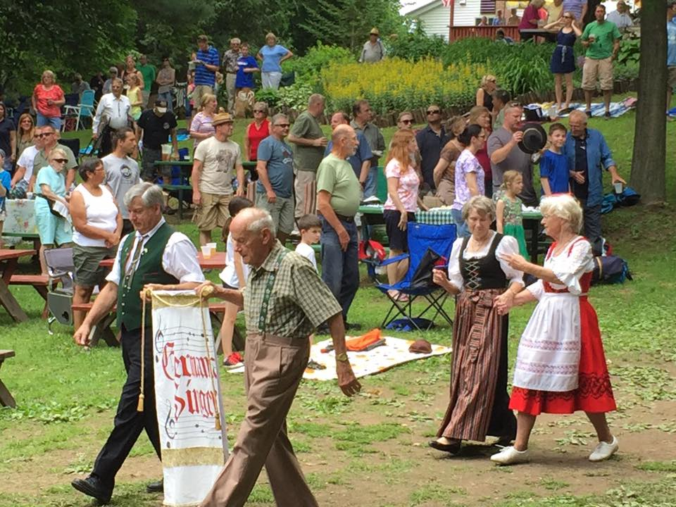 """87th Annual Camp Lima """"German Blossom Festival* - Cancelled @ Rochester Touristen Verein """"Camp Lima"""" 