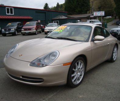Quinae 2000 Porsche