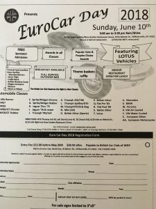 Euro Car Day* @ The Angry Buffalo/Rose Garden Grove | Williamsville | New York | United States