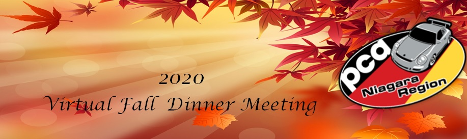 Virtual Fall Dinner Meeting via Zoom @ Zoom | Batavia | New York | United States